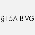 Certificat 15a B-VG