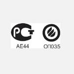 Certificat Russe AE44